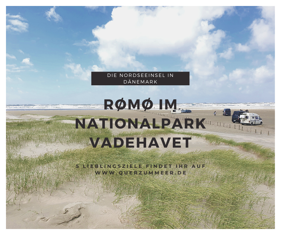 Natur erleben auf Rømø, im Nationalpark Wattenmeer