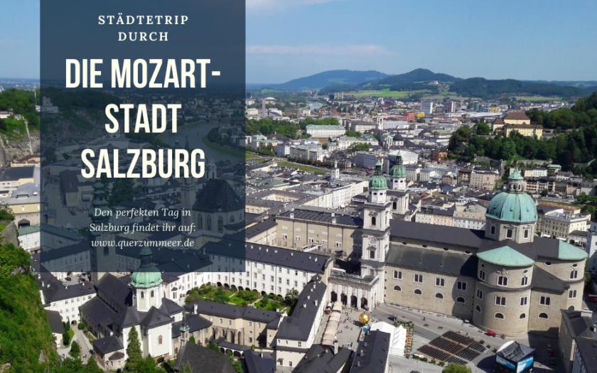 Städtetrip durch Salzburg