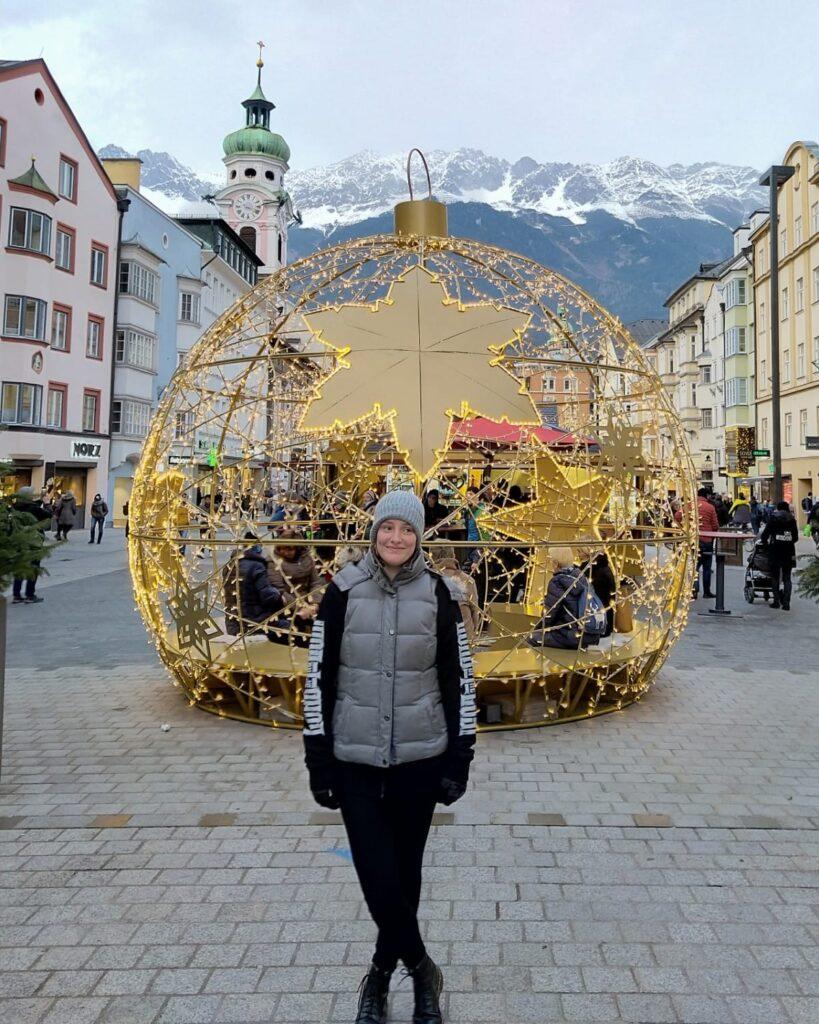 Innsbruck Weihnachtsmarkt