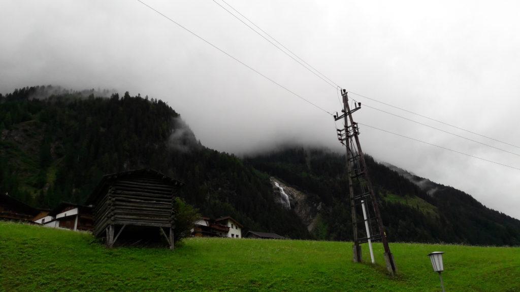 alpen wasserfall