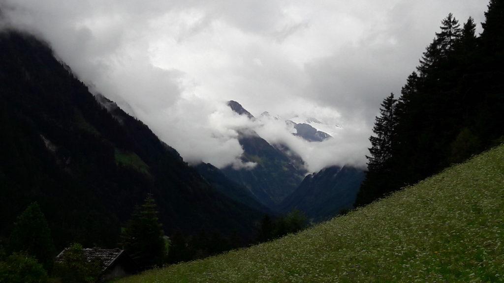mystische alpen