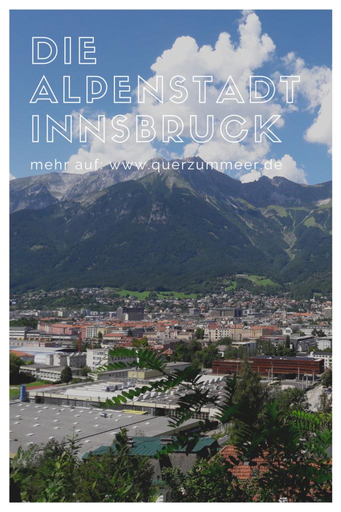 Die Alpenstadt Innsbruck