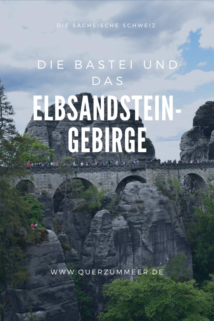 Elbsandsteingebirge für Pinterest