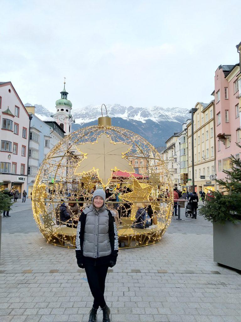 Innsbrucker Chrichtkindlmarkt