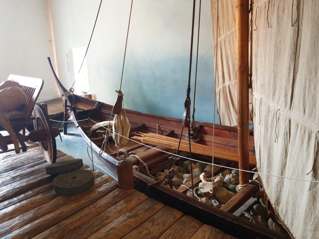 Wikinger schiff