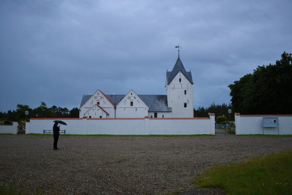 Sct. Clemens Kirche Natur
