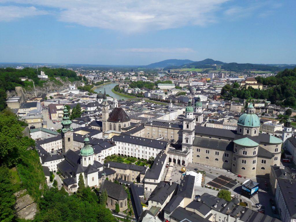 Weitblick Salzburg