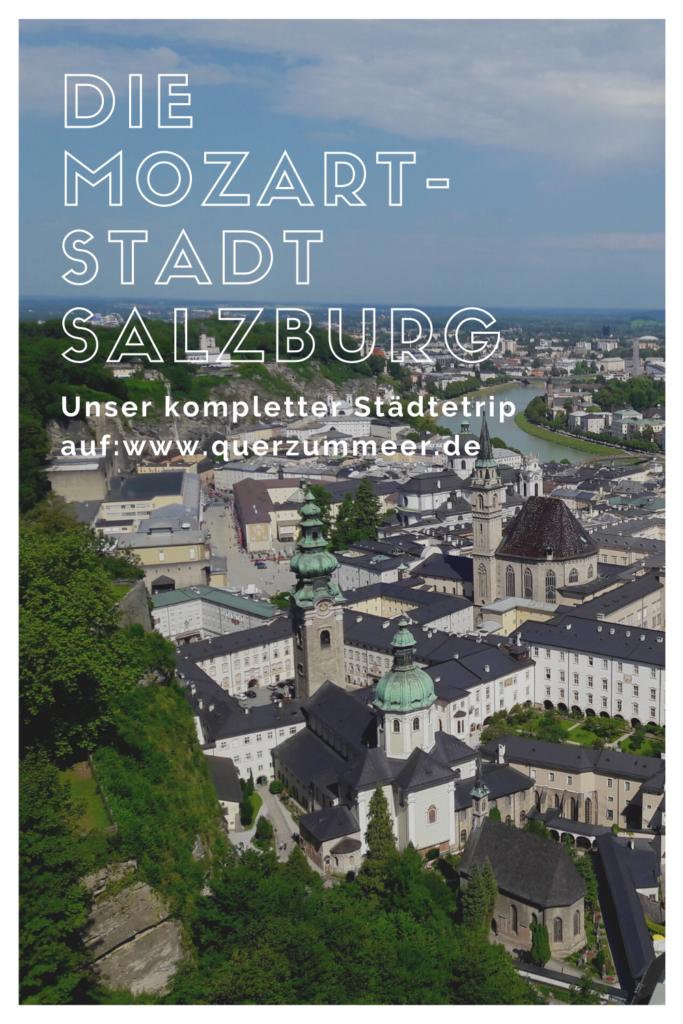Die Mozartstadt Salzburg