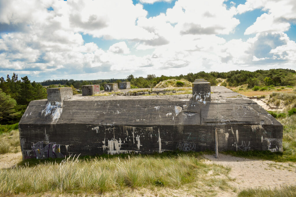 Tirpitz Nordbunker Blåvand