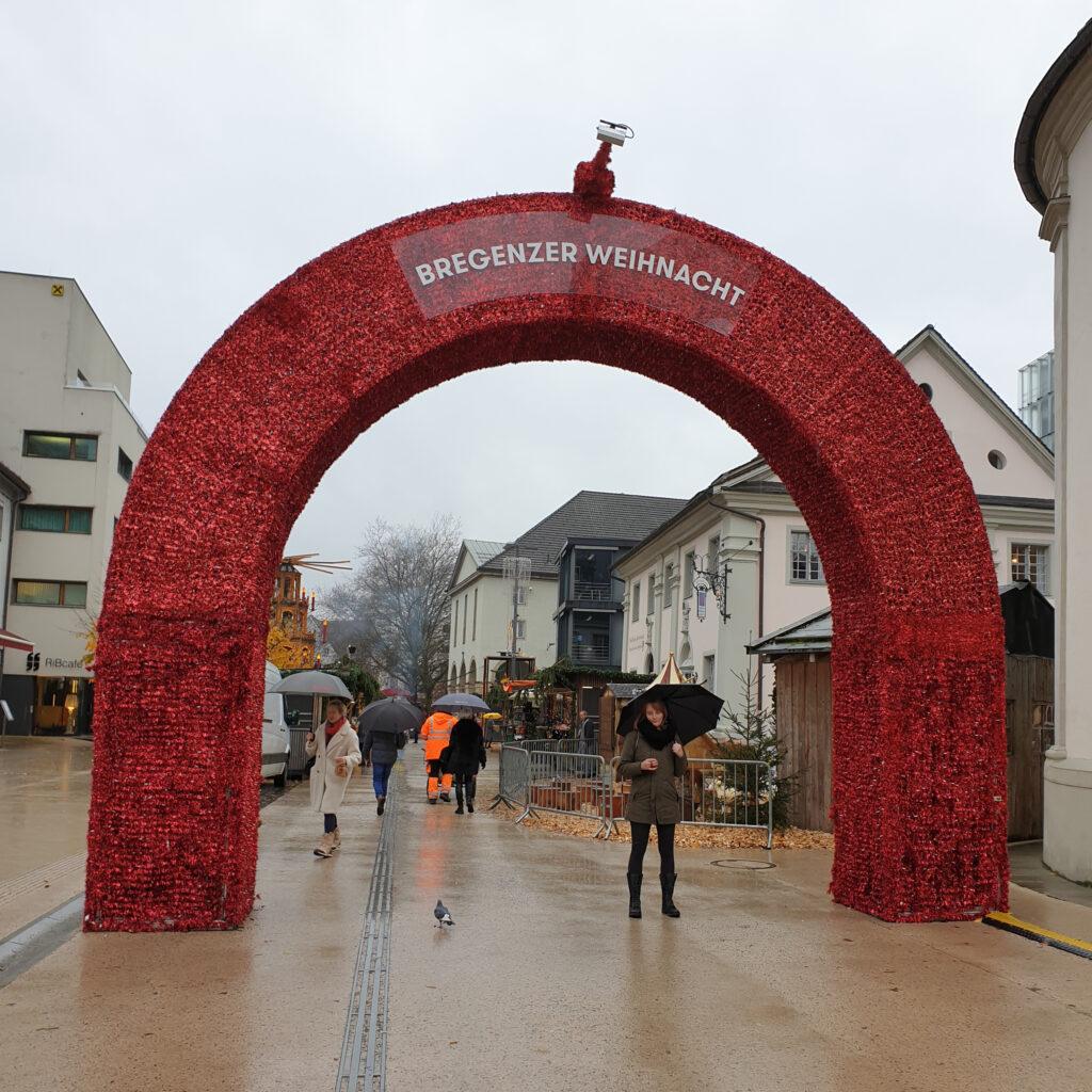 Bregenz Weihnachtsmarkt