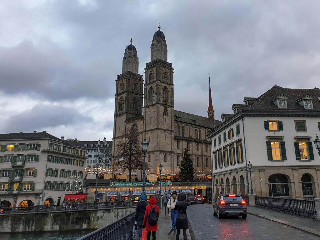 Züricher Dom