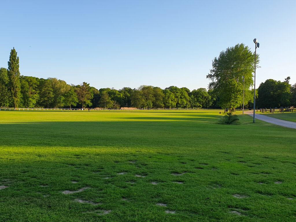 Schlosspark Rastede Jahr 2020