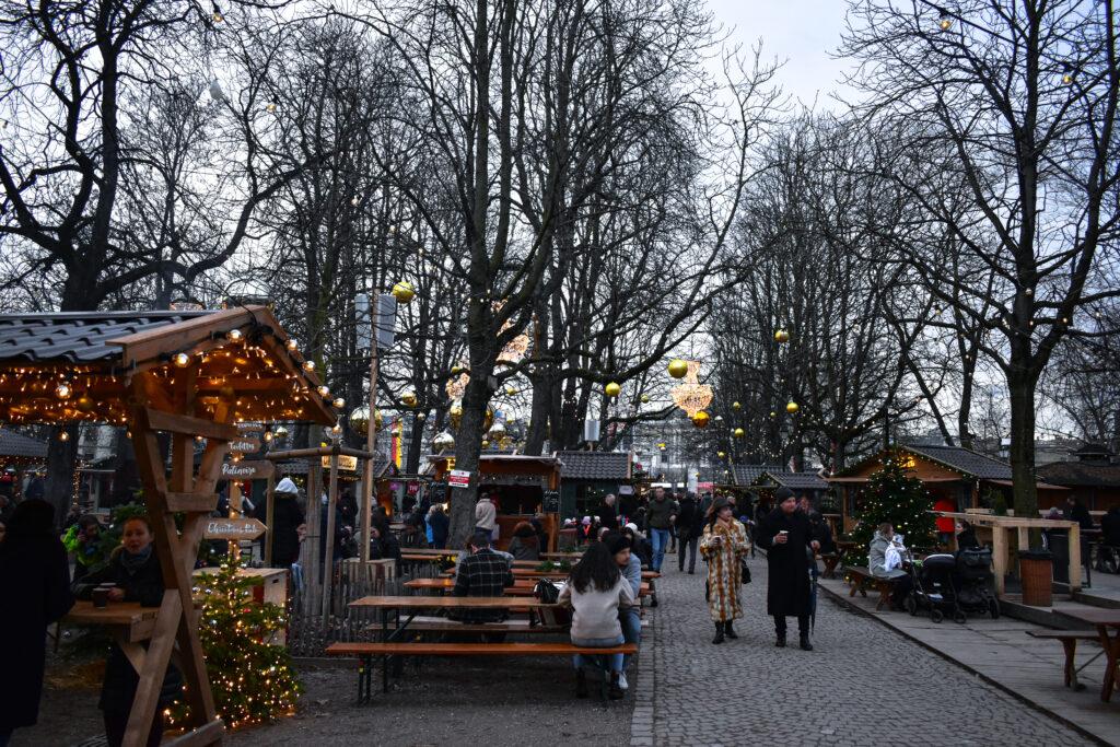 Markt Buden