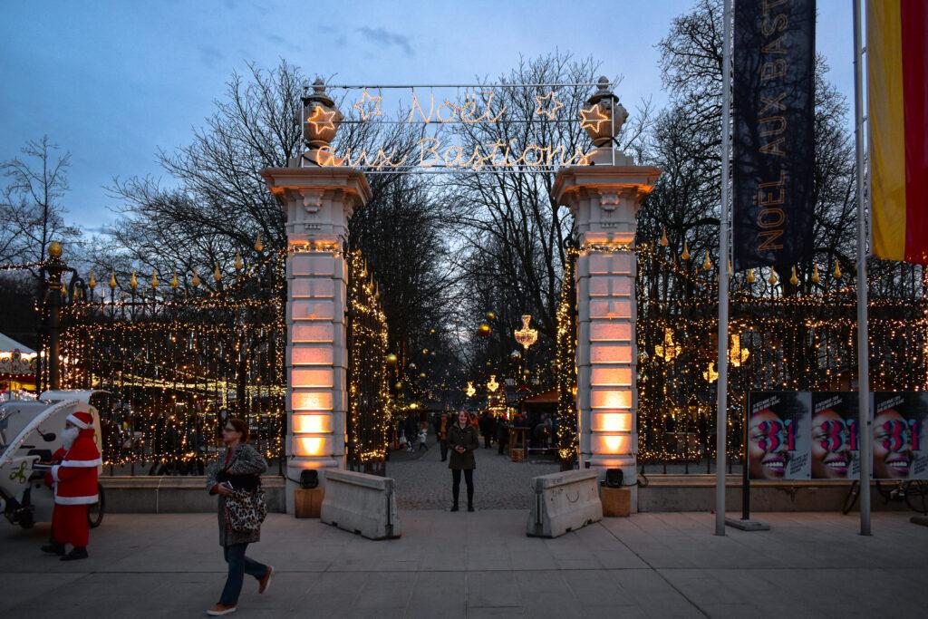 Genfer Weihnachtsmarkt
