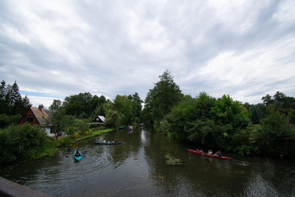 Spreewald Fluss