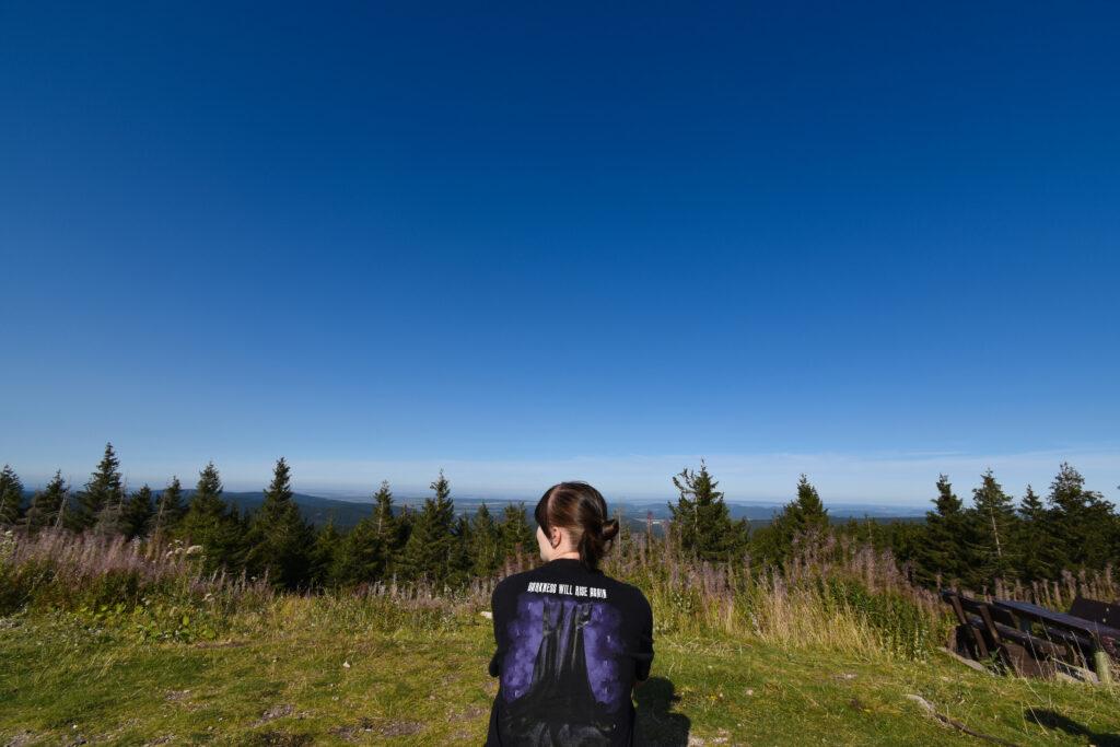 Thüringer Wald Jahr 2020