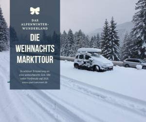Das Alpenwinterwunderland-Die Weihnachtsmarkt-Tour