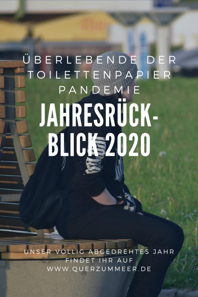 Jahresrückblick Virus 2020