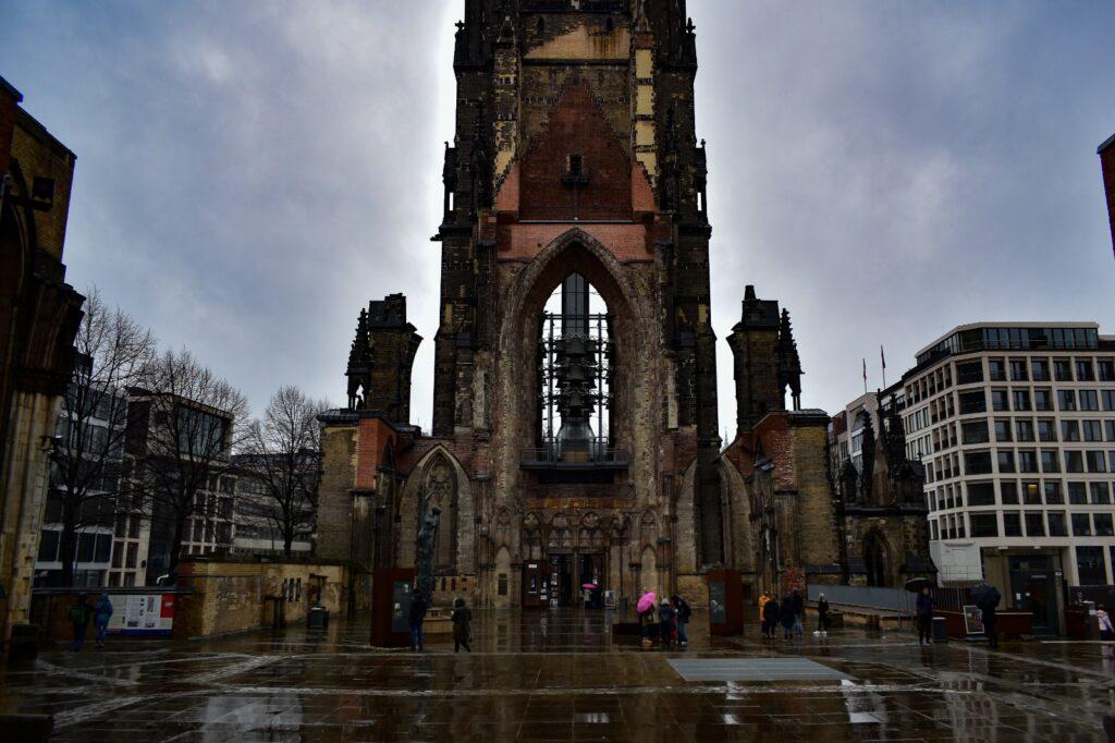Kirchenruine Hamburg