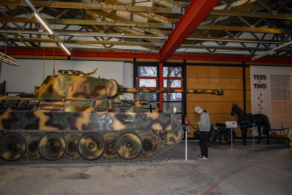 Panzermuseum Munster Hamburg