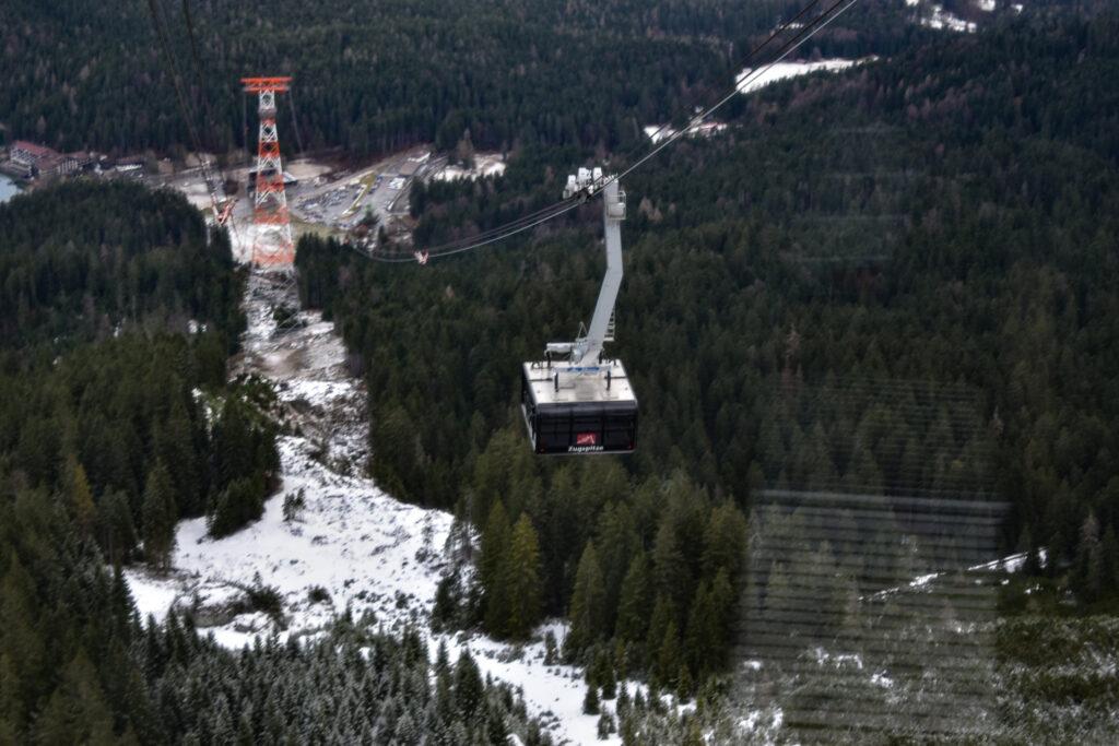 Zugspitze Seilbahn