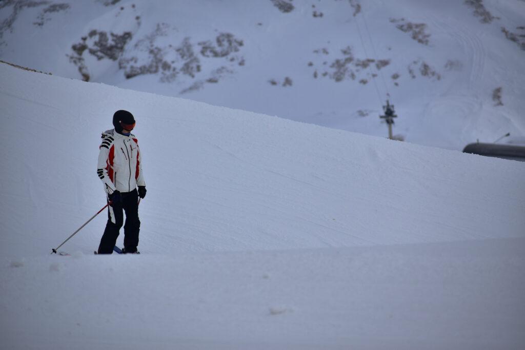 Skifahren Zugspitze